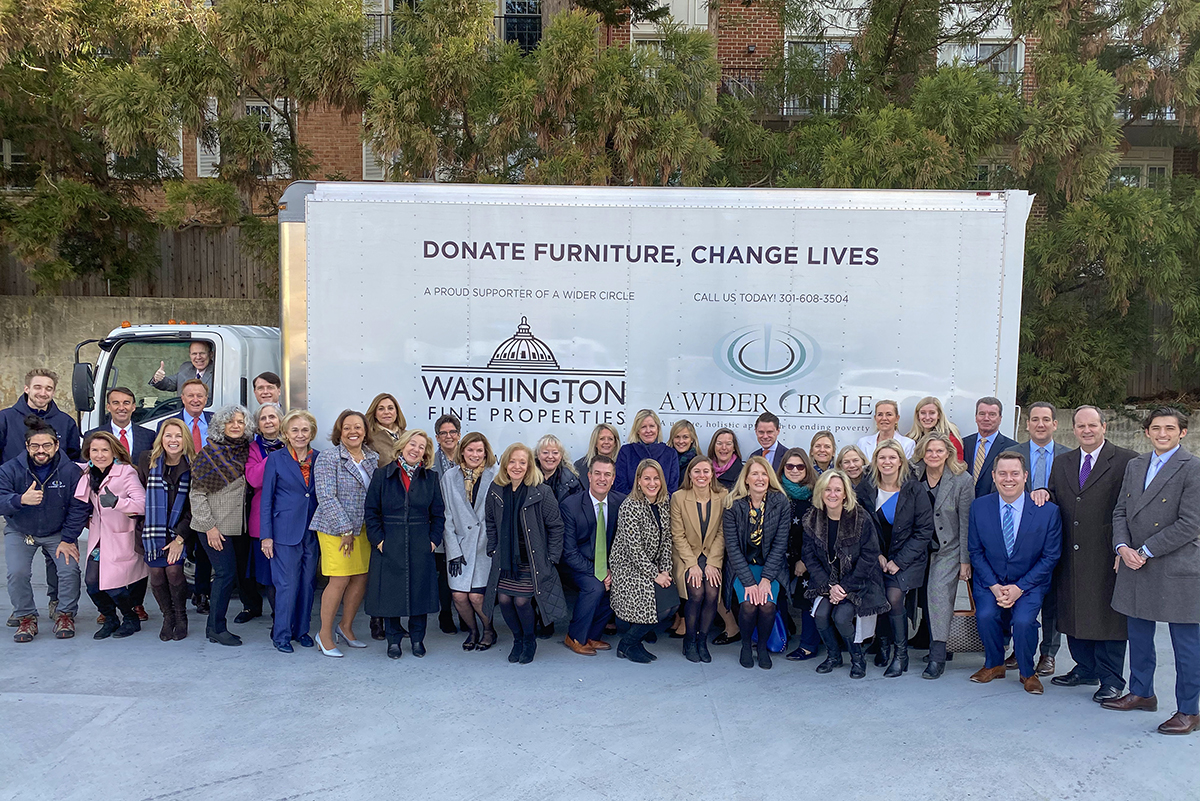 Giving Back: Announcing Our Partnership With A Wider Circle